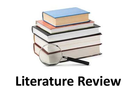 How to write a review of literature in research